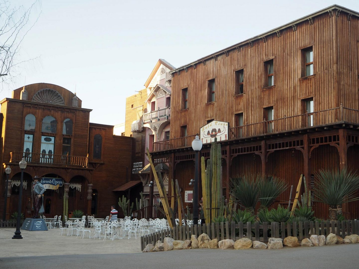 Hotel Gold River, PortAventura World