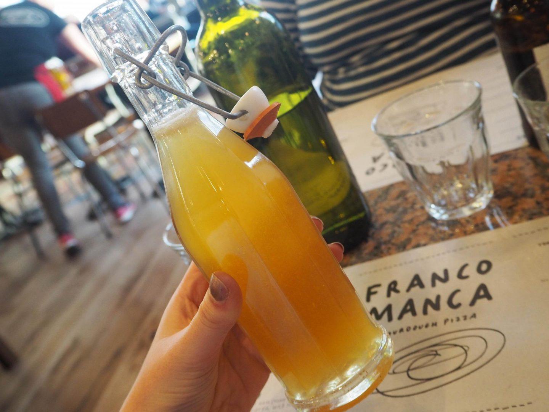 Franco Manca, Brighton Marina - The Best Pizza?