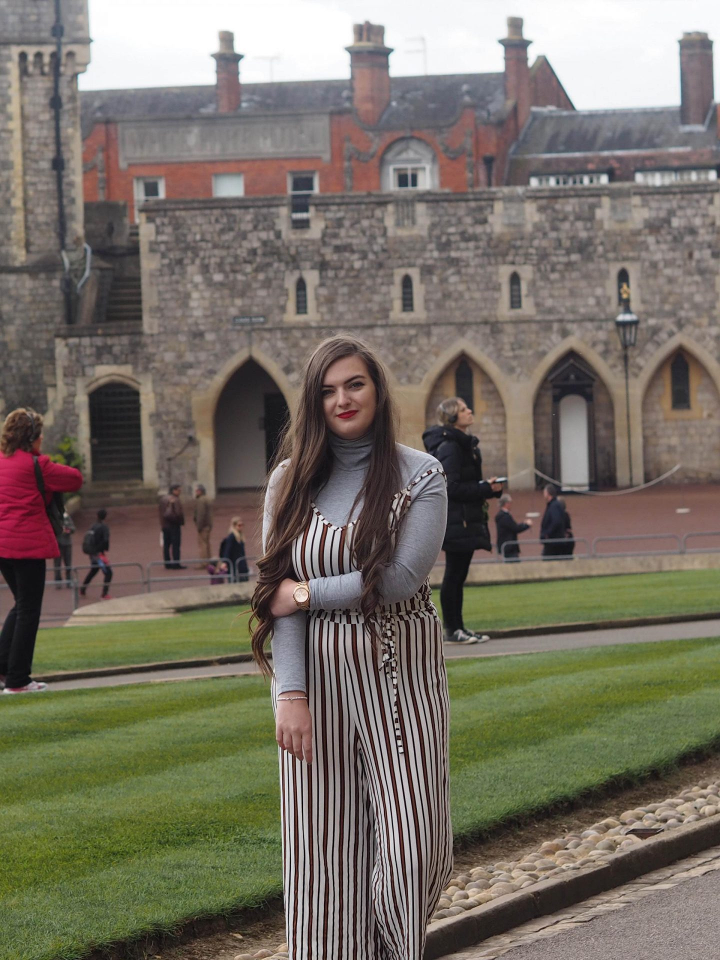 My Spring Adventure at Windsor Castle with Boohoo.com
