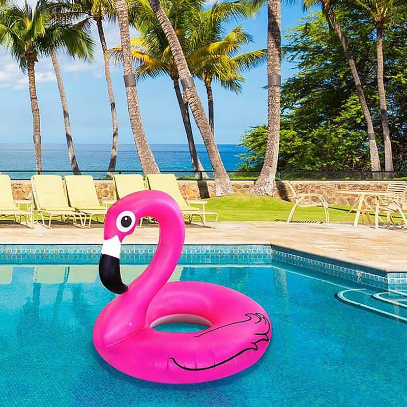 Win a Pink Flamingo Pool Float with Prezzybox.com!