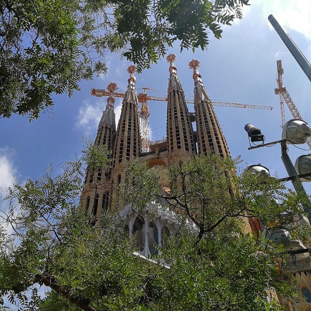 My Top 5 European Holiday Destinations & Giveaway! - Barcelona - Rachel Nicole UK Blogger