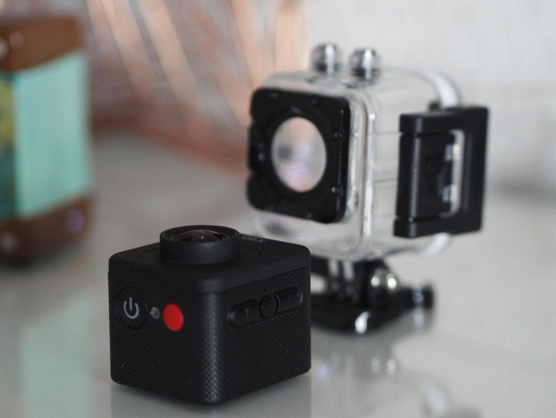 Kaiser Baas X90 1080p Action Camera - Rachel Nicole UK Blogger