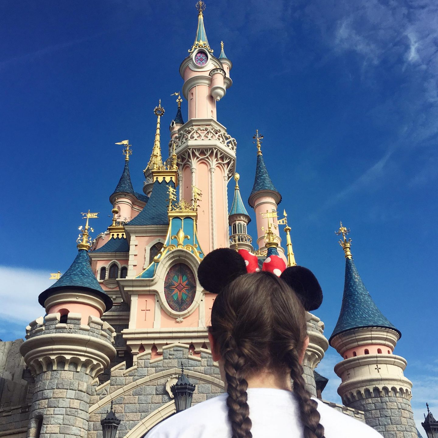 Top Instagram Spots in Disneyland Paris - Rachel Nicole UK Blogger
