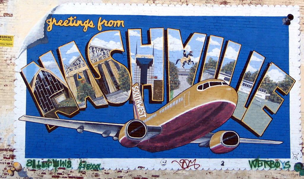 Rachel's USA Trip My Nashville Wishlist