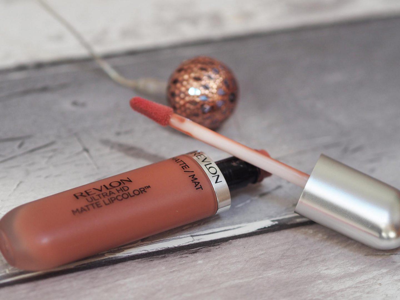 My 2017 Summer Beauty Favourites, Revlon Ultra HD Lip Colour - Rachel Nicole UK Bloggers