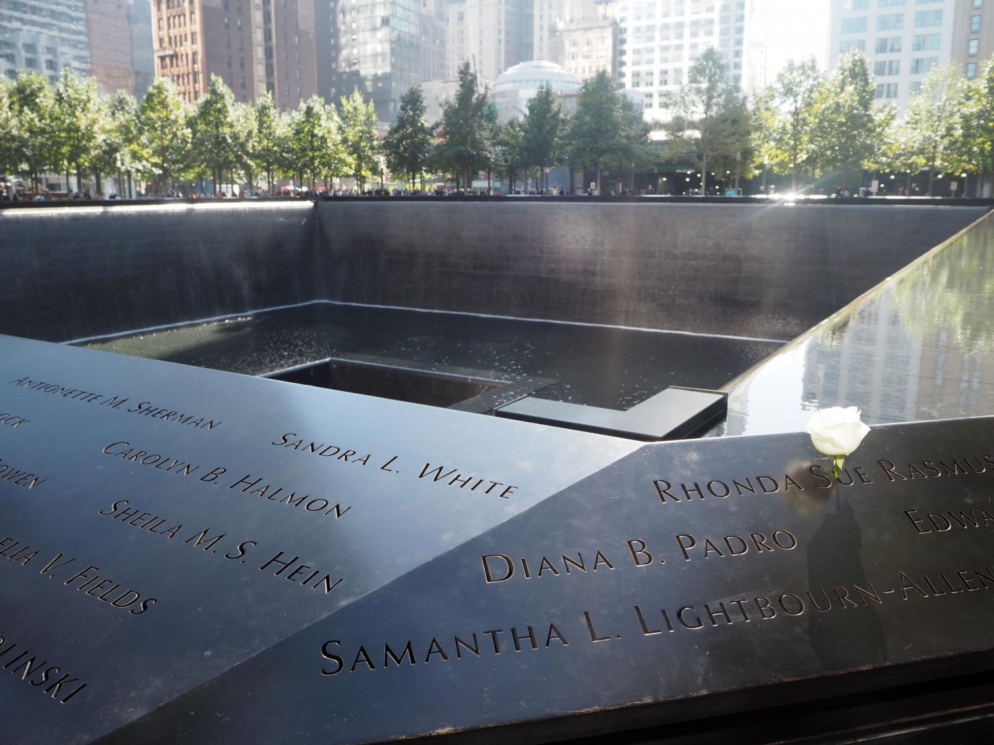 9/11 Memorial - - Welcome to New York