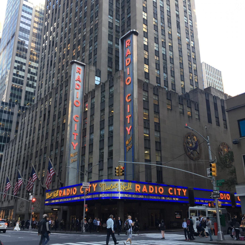 Radio City Music Hall - Welcome to New York