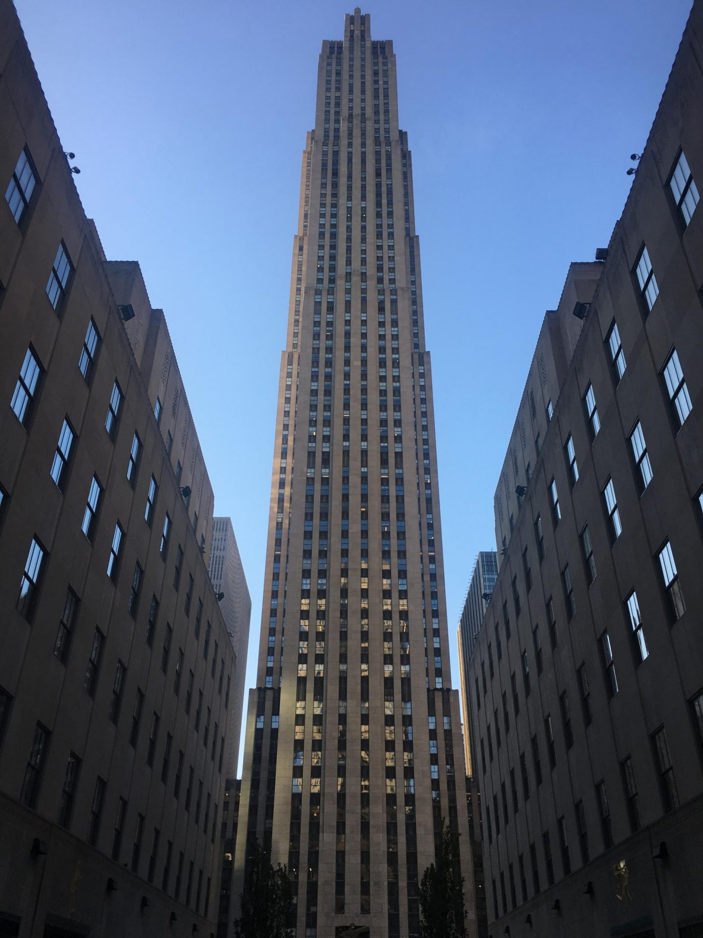 The Rockefeller Centre - Welcome to New York