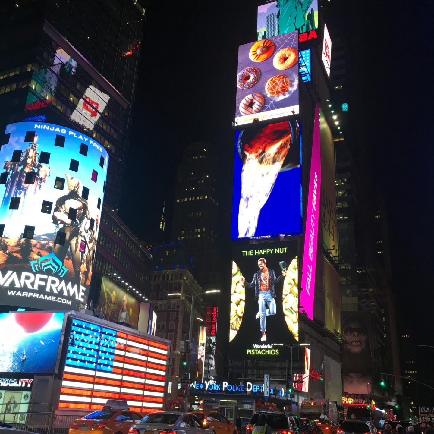 Times Square - Welcome to New York