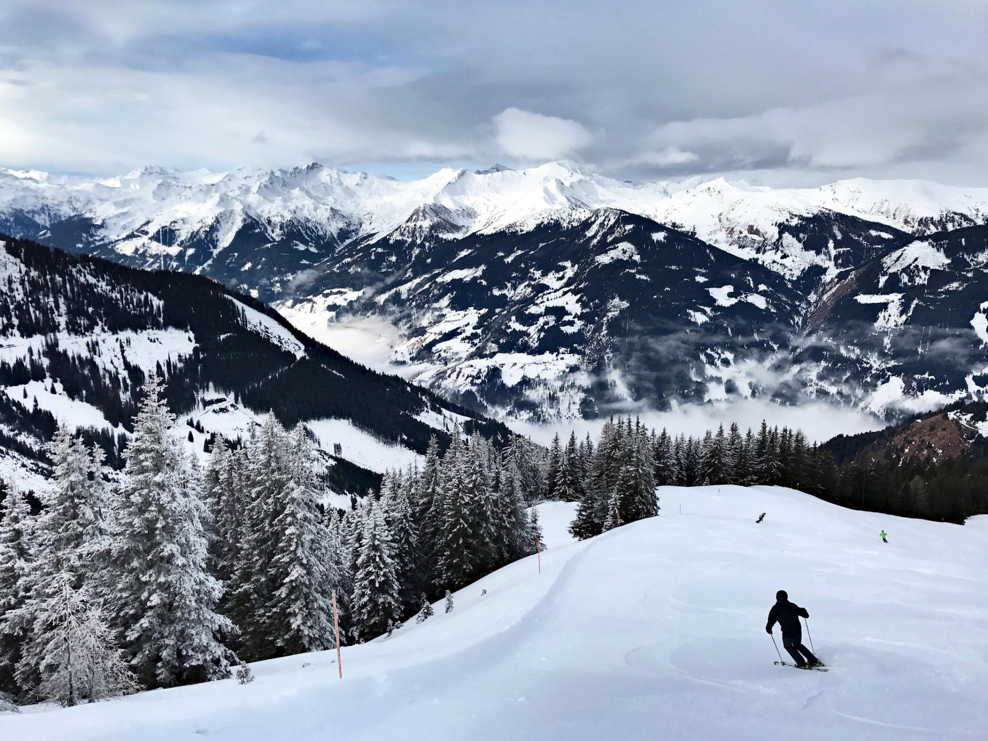 The top 5 ski resorts in Austria for Christmas