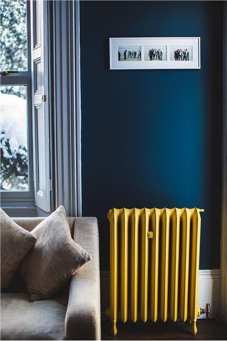 A dash of mustard: Using this season's hottest colour in your home
