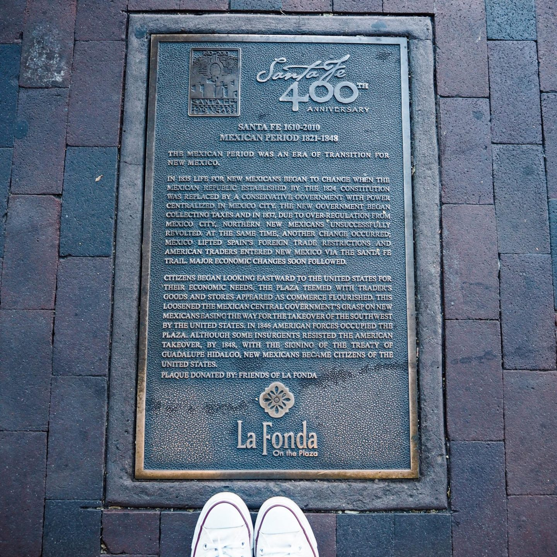 Santa Fe - Carlsbad, Roswell & Santa Fe #7