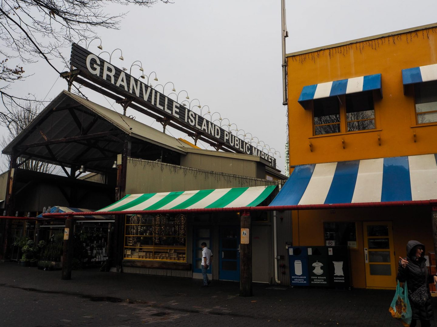 Exploring Vancouver with Marco Polo Guides, Granville Island - Rachel Nicole UK Travel Blogger