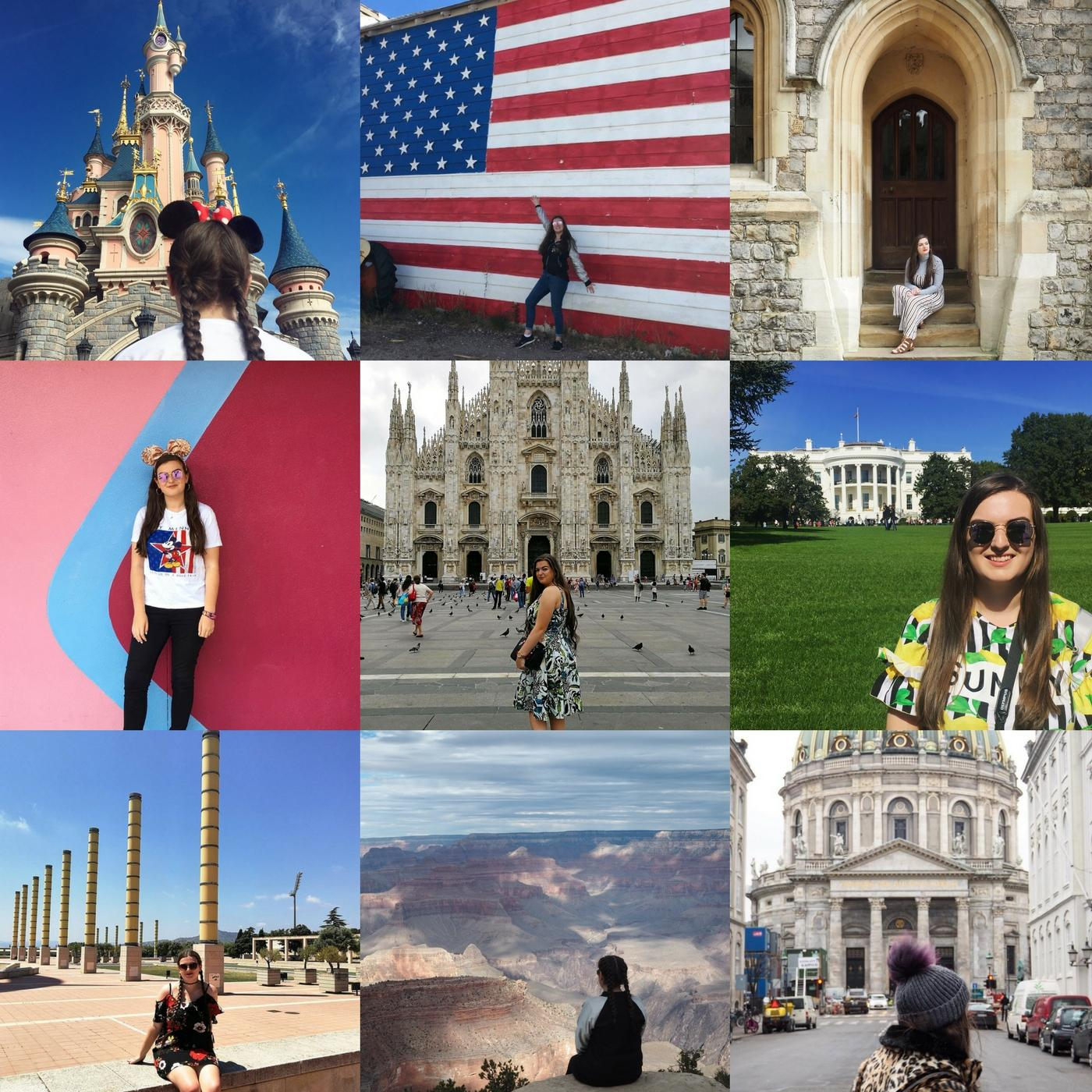 2017 Year in Review - Rachel Nicole UK Blogger
