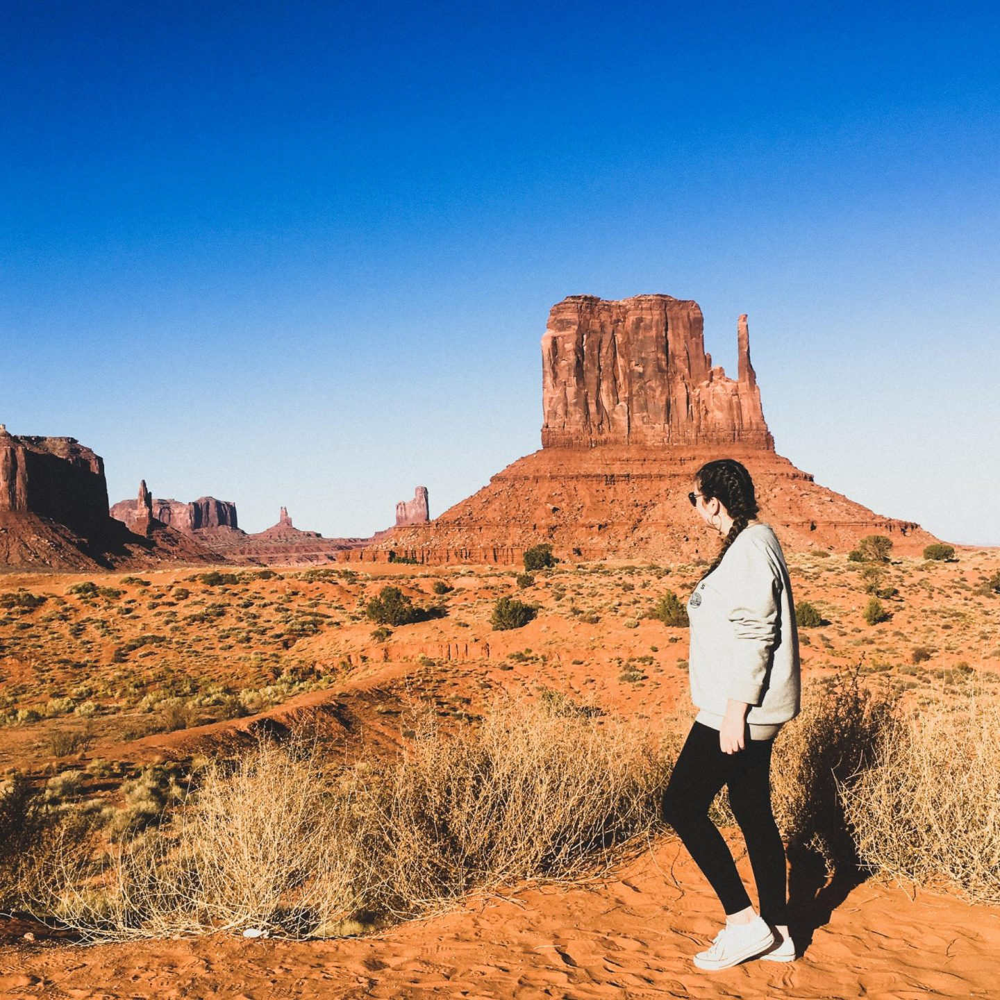 Monument Valley & The Grand Canyon - Trek America Diary - Rachel Nicole UK Blogger