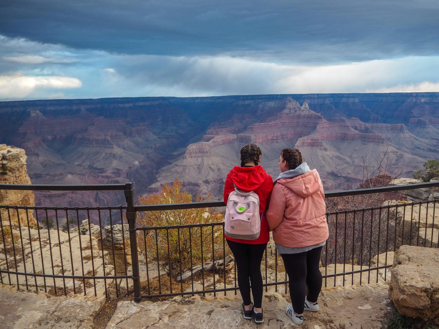 The Grand Canyon South Rim Trail - Rachel Nicole UK Blogger