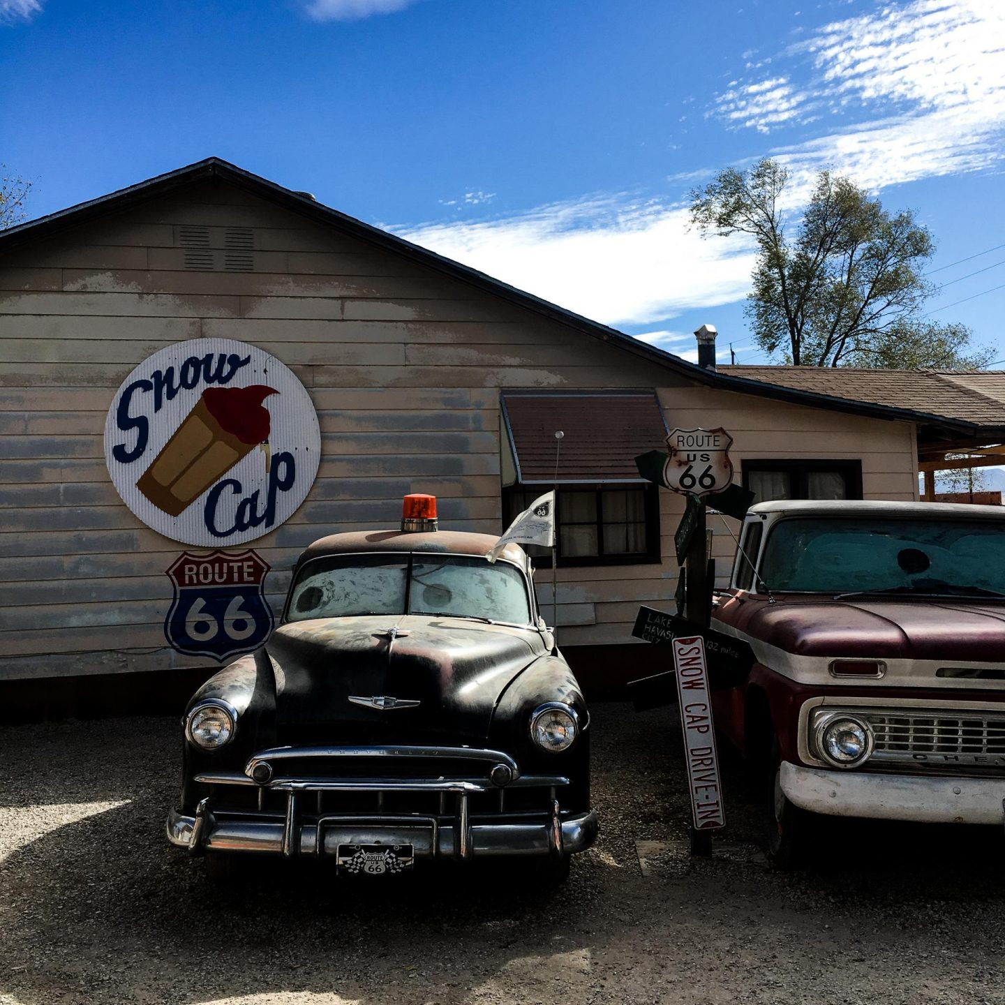 Seligman, Birthplace of Route 66 - Las Vegas USA Diary - Rachel Nicole UK Blogger