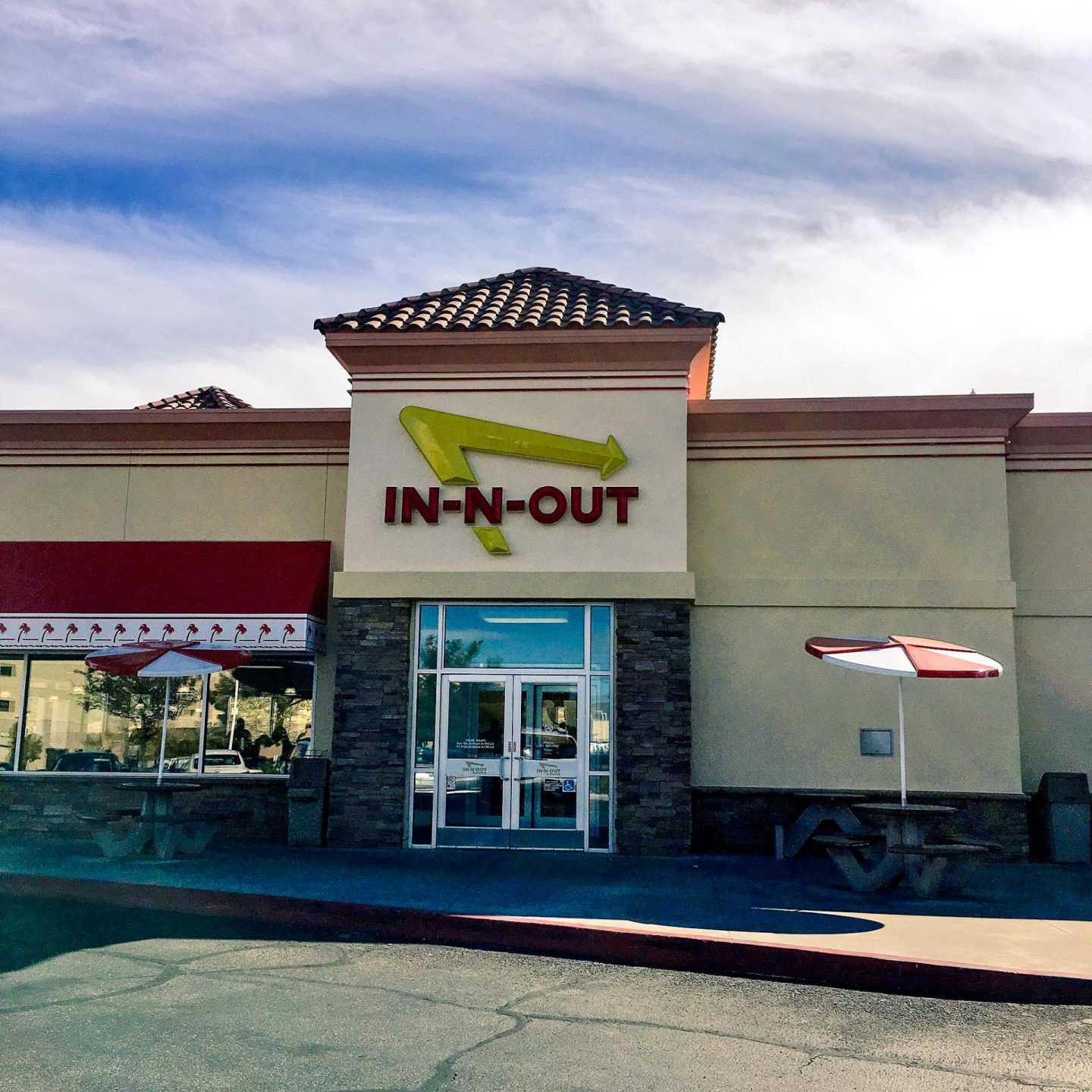 IN-N-OUT BURGER - Las Vegas USA Diary - Rachel Nicole UK Blogger