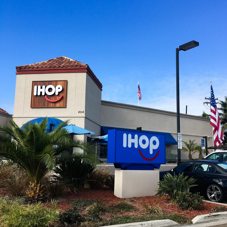 San Diego IHOP, USA Diary - Rachel Nicole UK Blogger