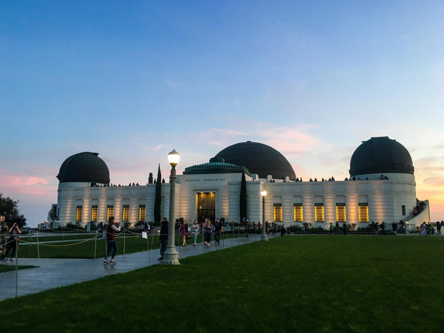 The Griffith's Observatory - - Los Angeles Travel Diary - Rachel Nicole UK Travel Blogger