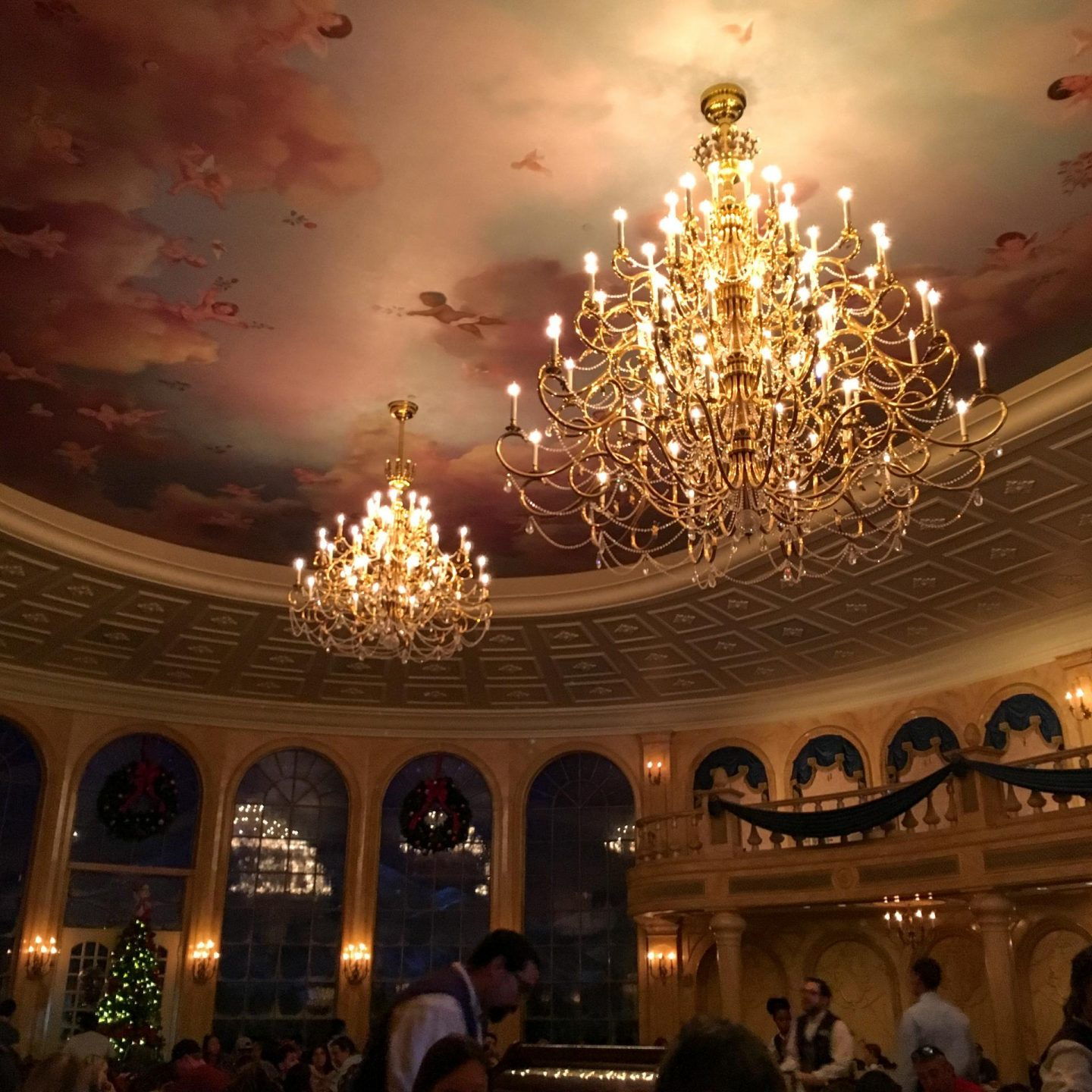 Be Our Guest, Walt Disney World - - Top 10 Places I ate in the USA - Rachel Nicole UK Blogger
