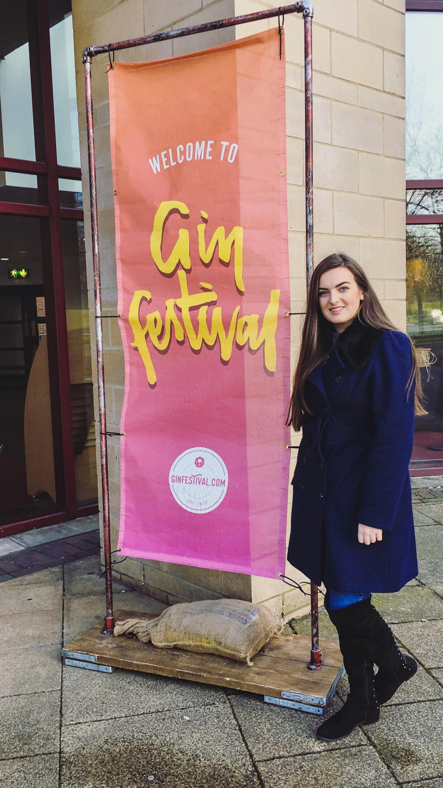 The Gin Festival, York - Rachel Nicole UK Blogger