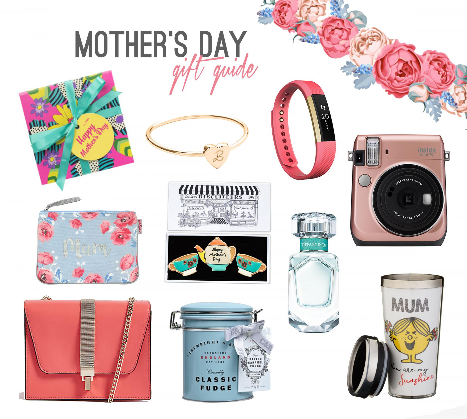 Mother's Day Gift Guide - Rachel Nicole UK Blogger