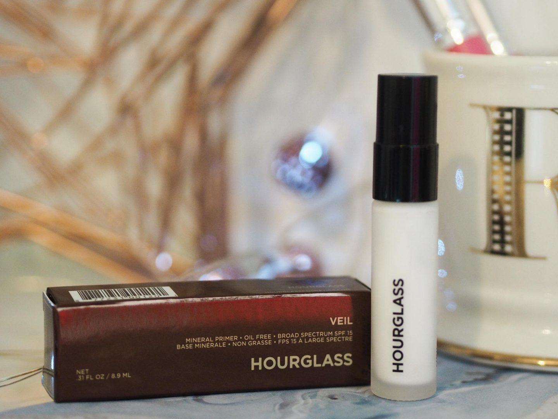 Hourglass Mineral Veil Primer, My Current Beauty Favourites - Rachel Nicole UK Blogger
