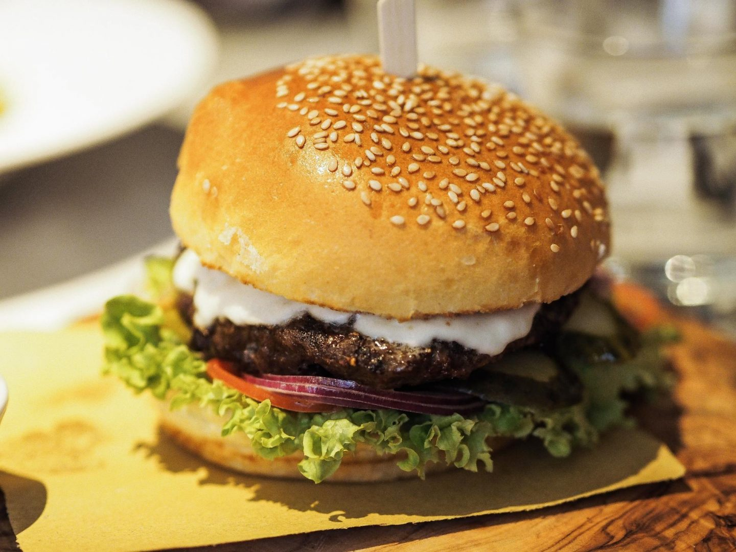 How to host the Ultimate Burger Night