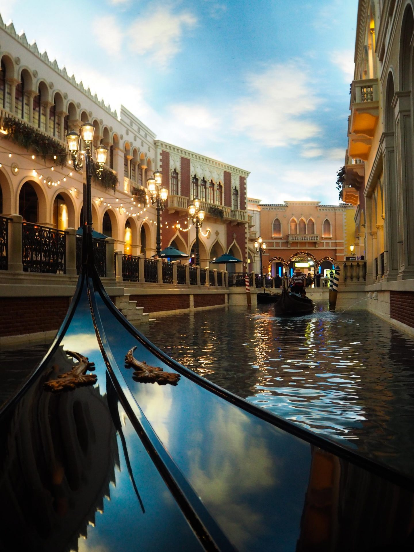 The Venetian, Las Vegas USA Diary - Rachel Nicole UK Blogger