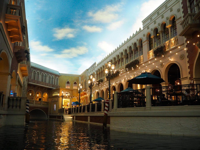 The Venetian, Las Vegas USA Diary - Rachel Nicole UK Blogger