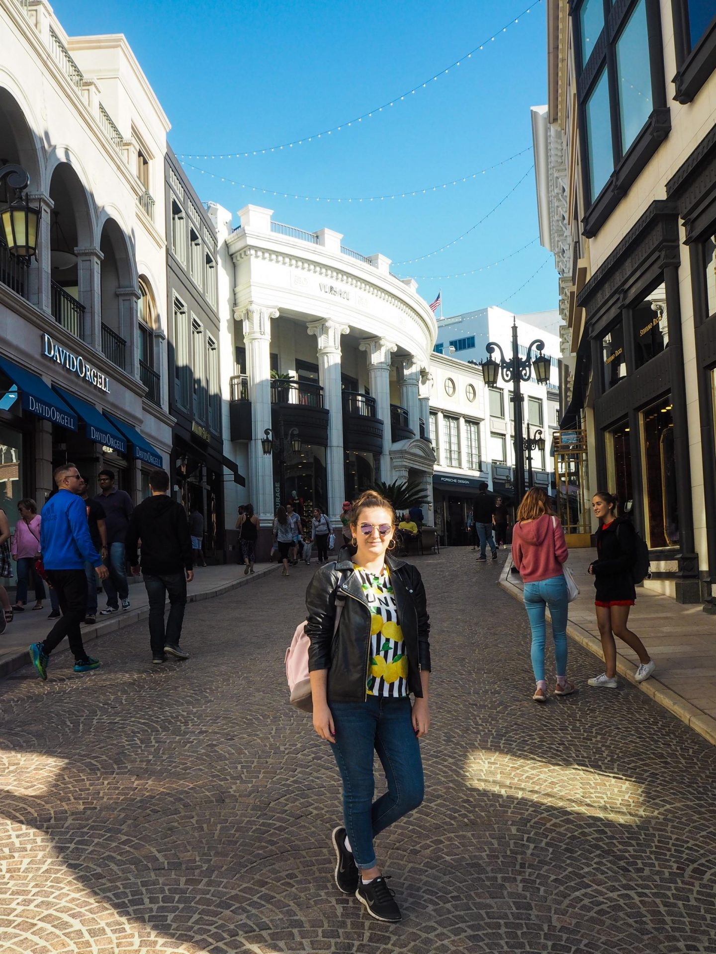 Rodeo Drive - Beverly Hills - Los Angeles Travel Diary - Rachel Nicole UK Travel Blogger