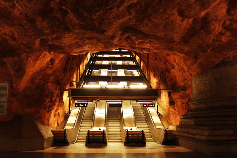 Stockholm Metro, Five European Cities I'd love to Explore - Rachel Nicole UK Blogger