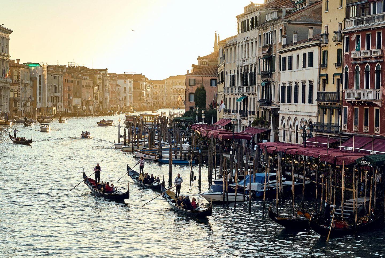 Venice, Five European Cities I'd love to Explore - Rachel Nicole UK Blogger