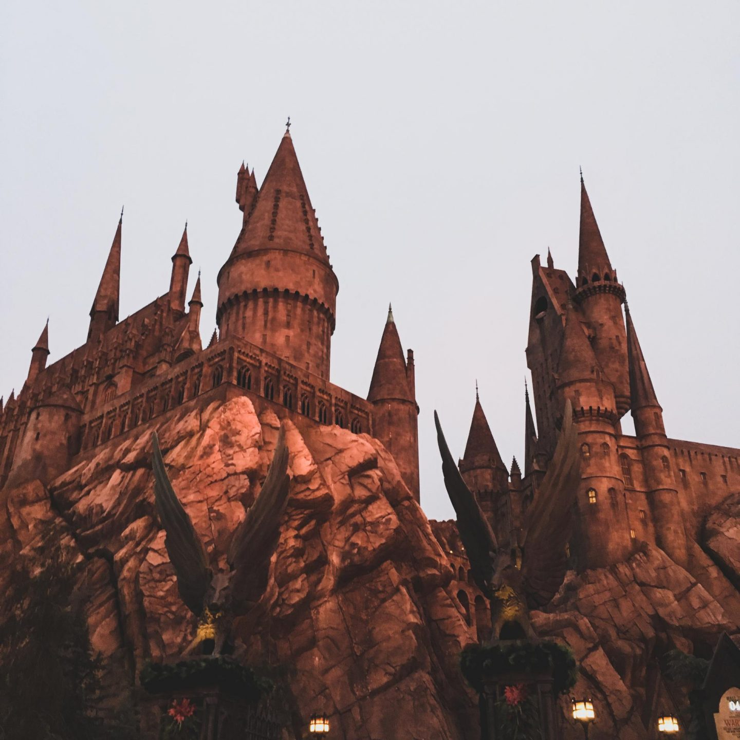 Wizarding World of Harry Potter at Universal Studios, Hollywood with Attractiontix - Rachel Nicole UK Blogger