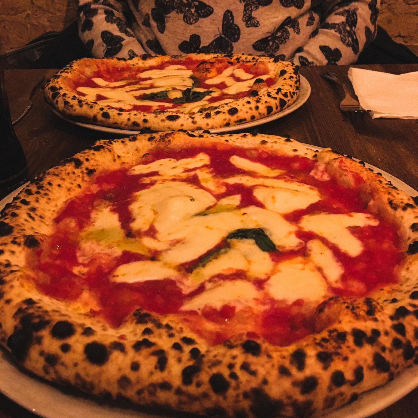 Pizza at Zola - Berlin Travel Diary - Rachel Nicole UK Blogger