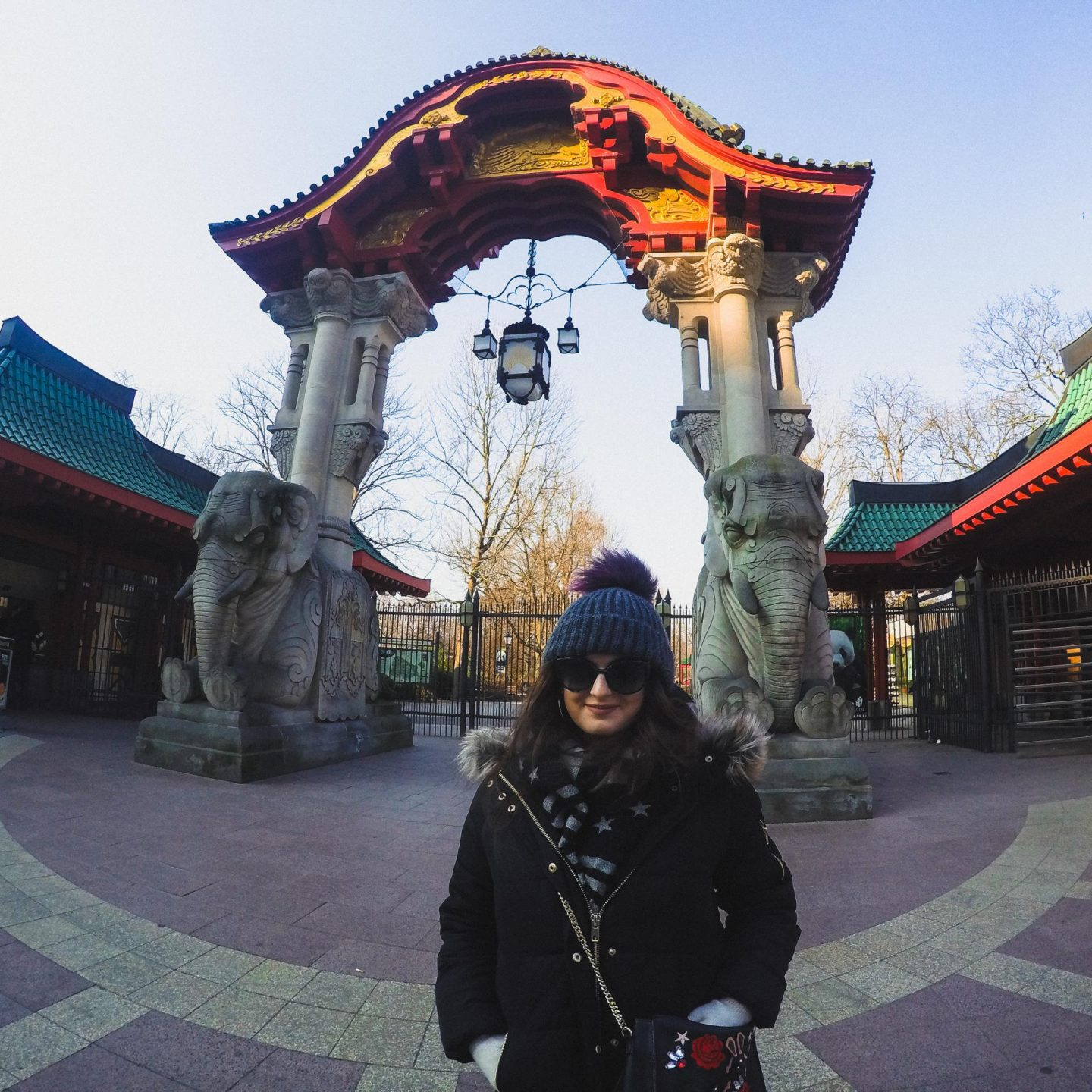 Berlin Zoo - Berlin Travel Diary - Rachel Nicole UK Blogger