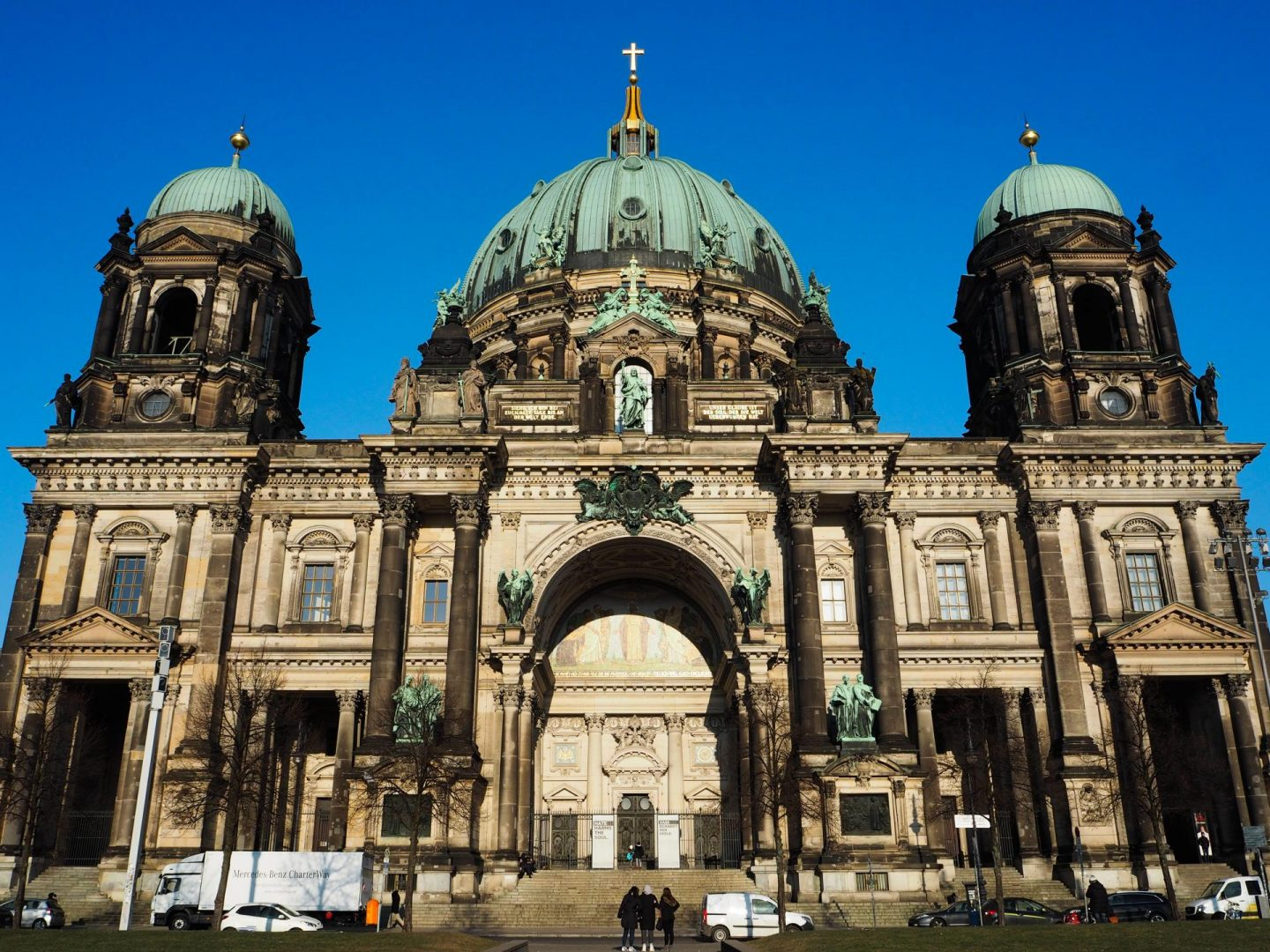 Berlin Cathedral - Berlin Travel Diary - Rachel Nicole UK Blogger