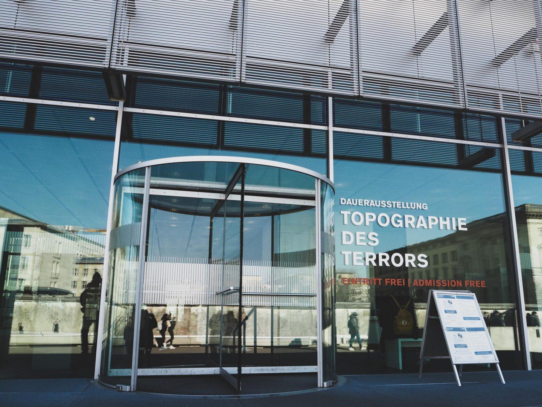 Topographie Des Terrors - Berlin Travel Diary - Rachel Nicole UK Blogger