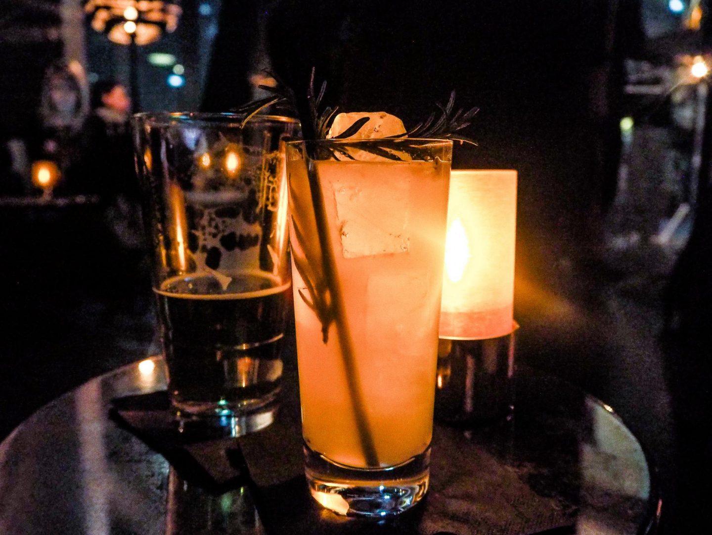 25hours Hotel Bikini Berlin, Monkey Bar Review, Berlin - Rachel Nicole UK Blogger