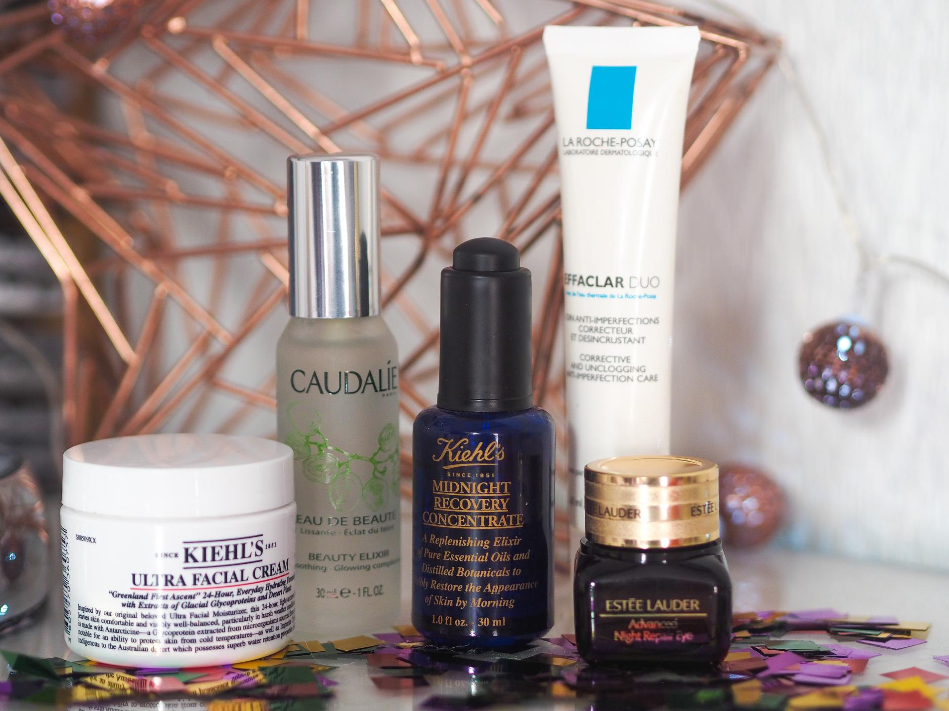 Five Skincare Items I Couldn't Live Without - Rachel Nicole UK Blogger