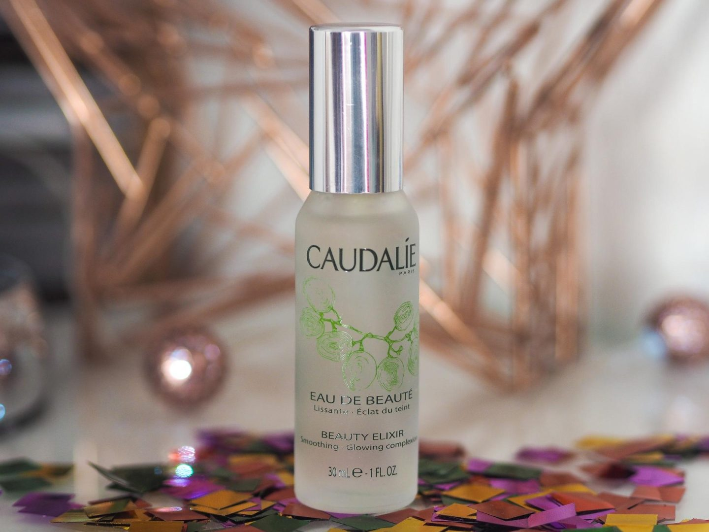 Caudalie Beauty Elixir, Five Skincare Items I Couldn't Live Without - Rachel Nicole UK Blogger
