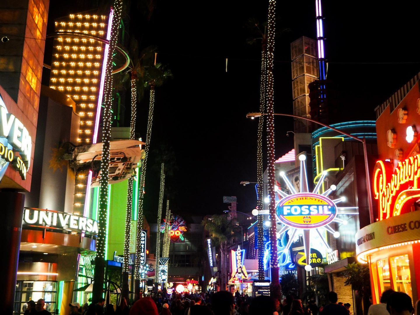 Citywalk at Universal Studios, Hollywood with Attractiontix - Rachel Nicole UK Blogger