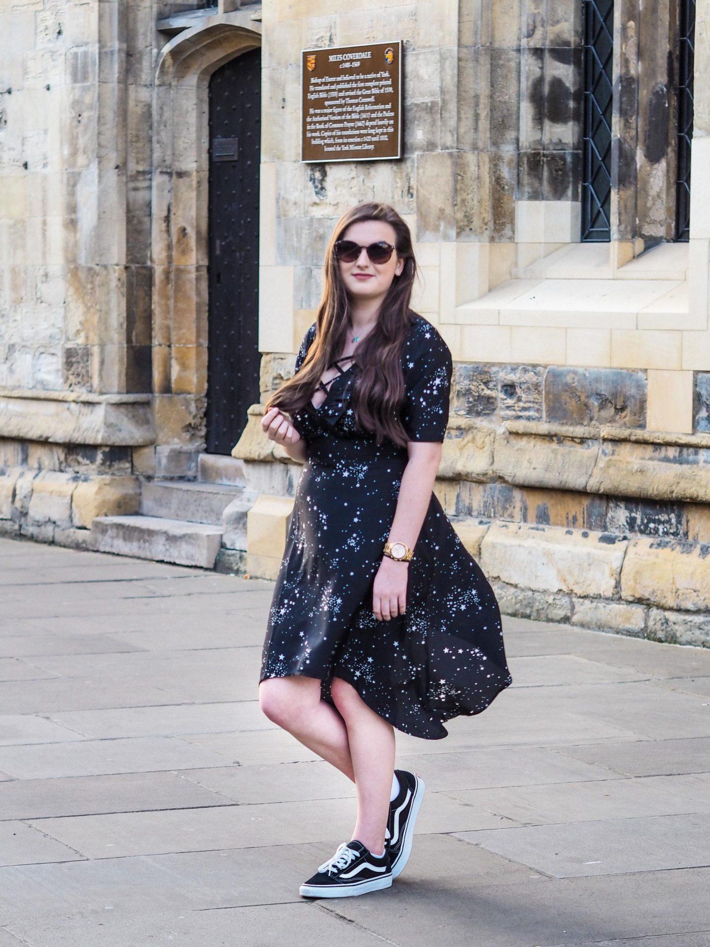 Stars in Spring with Boohoo - Rachel Nicole UK Blogger