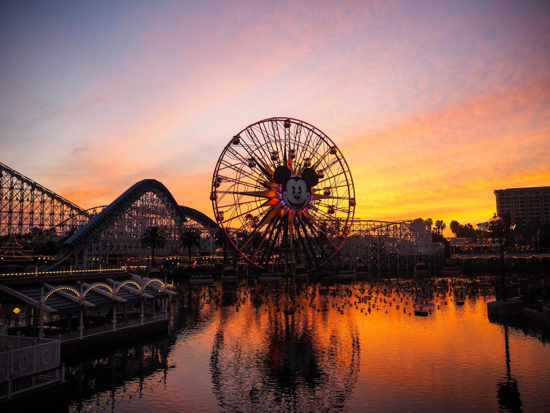 Paradise Pier - California Adventure, Disneyland - Rachel Nicole UK Blogger