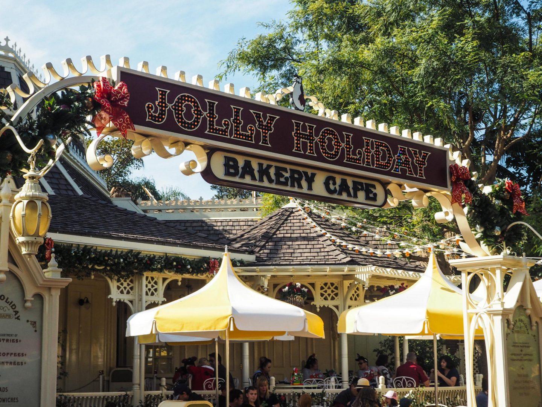 Disneyland California, Jolly Holiday Bakery - Rachel Nicole UK Blogger