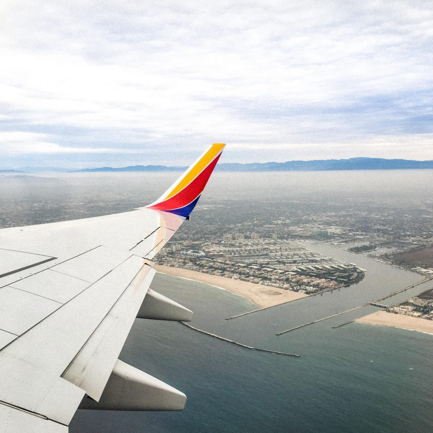 Flying to San Francisco - Rachel Nicole UK Travel Blogger