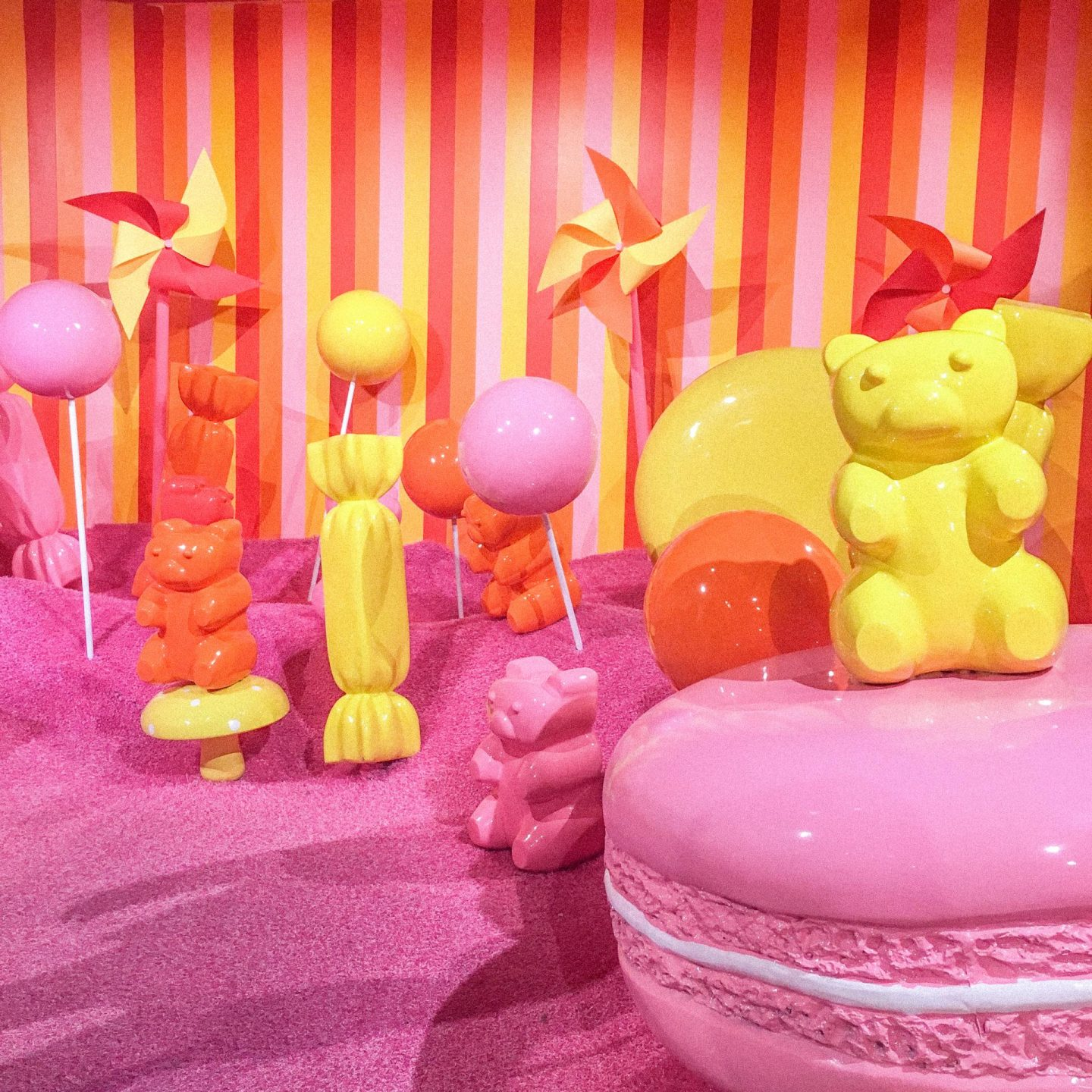 Museum of Ice Cream, San Francisco - Rachel Nicole UK Travel Blogger