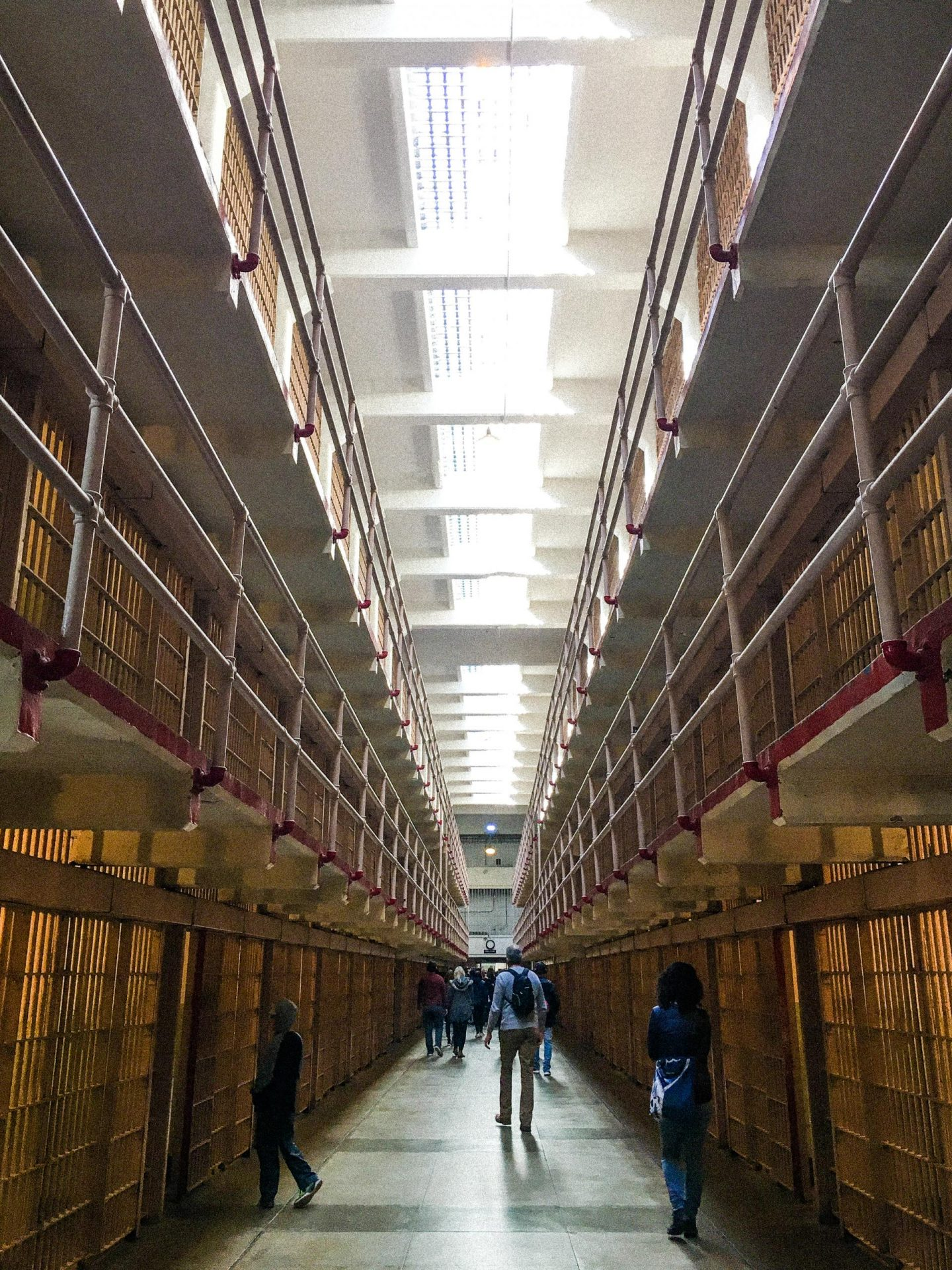Alcatraz Island, San Francisco - Rachel Nicole UK Travel Blogger