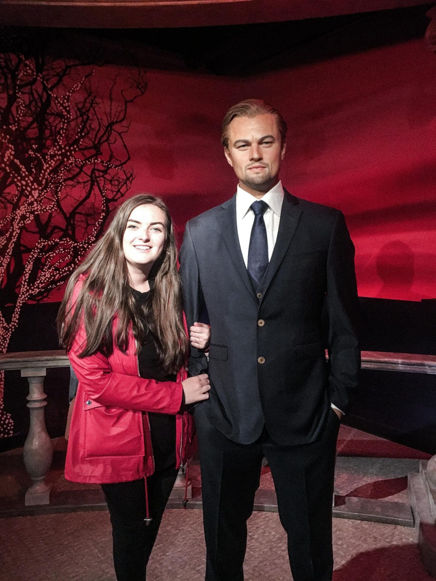 Madame Tussauds, San Francisco - Rachel Nicole UK Travel Blogger